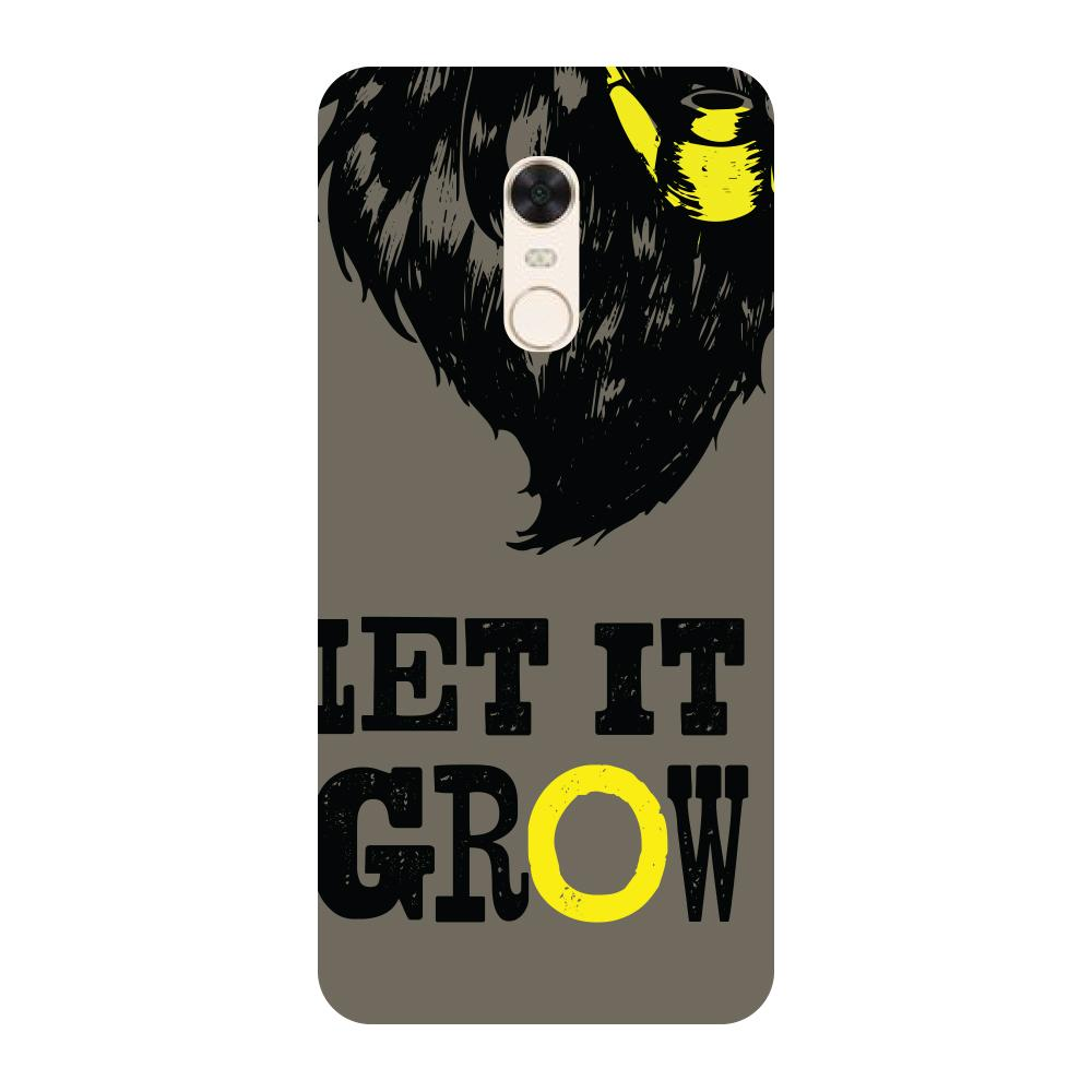 info for 42c80 5cb73 Let it grow Moto X Force Back Cover