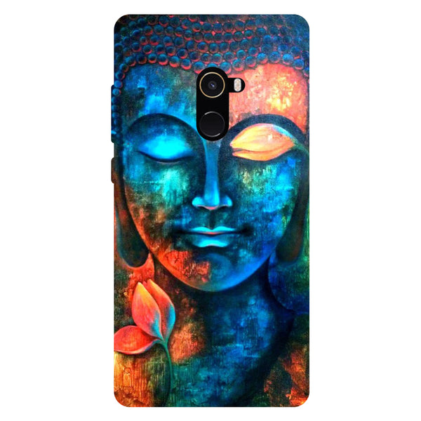 Buddha - Hard Back Case Cover for Xiaomi Mi Mix 2-Hamee India