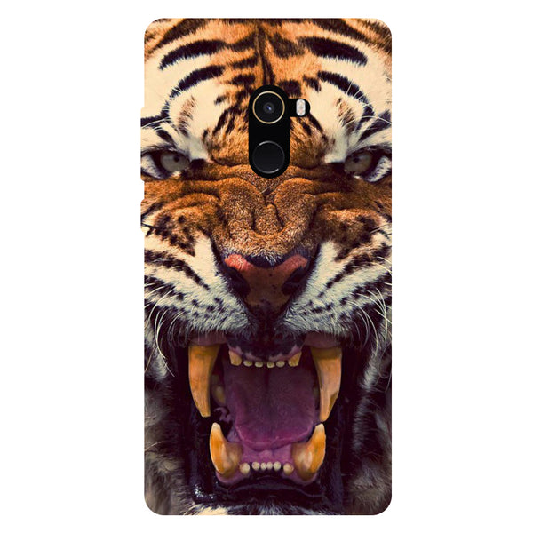 Lion - Hard Back Case Cover for Xiaomi Mi Mix 2-Hamee India