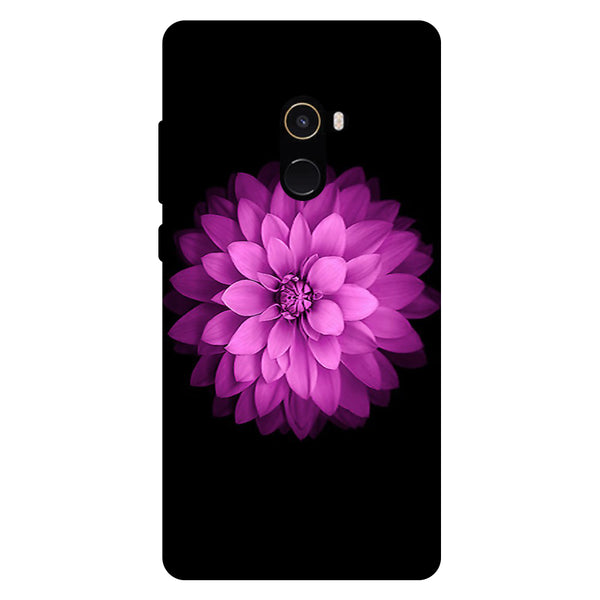 Hamee - Purple - Designer Printed Hard Back Case Cover for Xiaomi Mi Mix 2