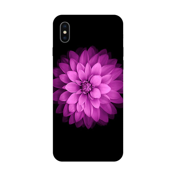 Flower of Destiny - Hard Back Case Cover for Apple iPhone X-Hamee India