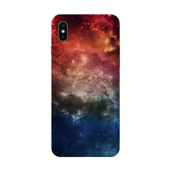 Sky - Hard Back Case Cover for Apple iPhone X-Hamee India
