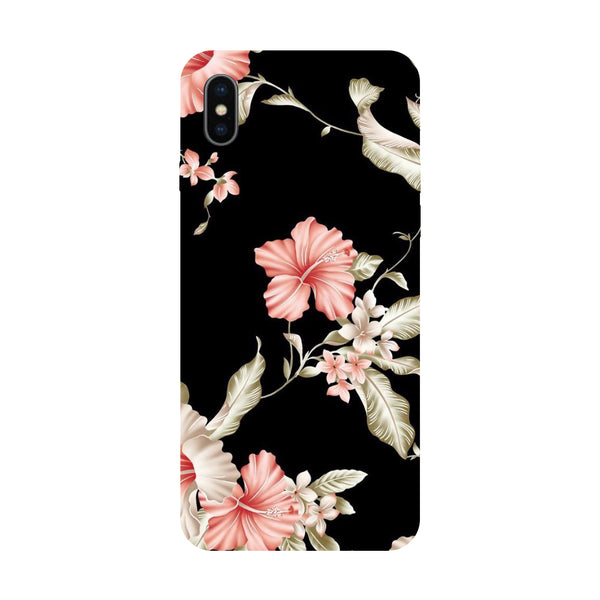 Hamee - Water Smog - Designer Printed Hard Back Case Cover for Apple iPhone X