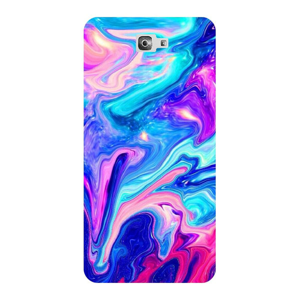 Abstract - Printed Hard Back Case Cover for Samsung Galaxy On7 Prime