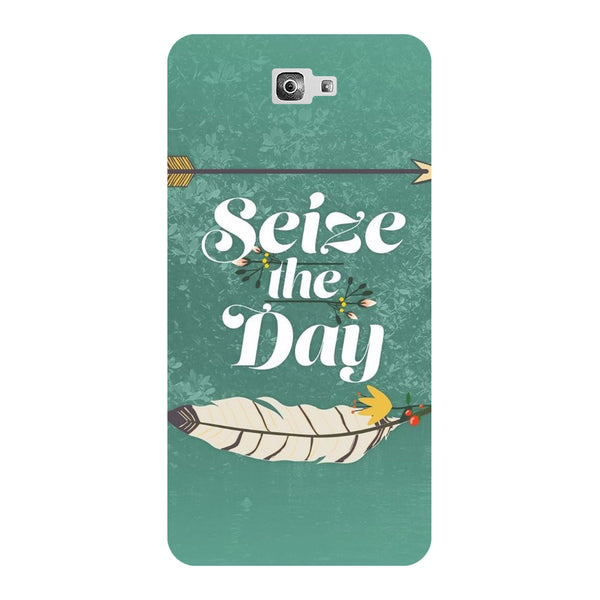 Seize The Day - Printed Hard Back Case Cover for Samsung Galaxy On7 Prime-Hamee India
