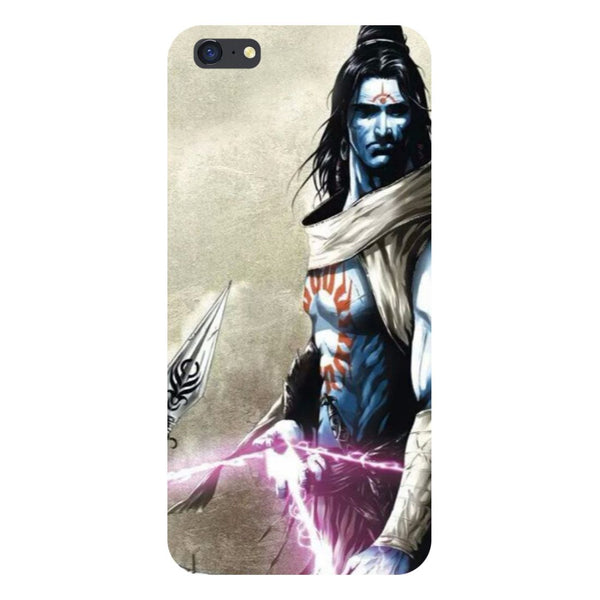 Shiva Side- Printed Hard Back Case Cover for iPhone SE2