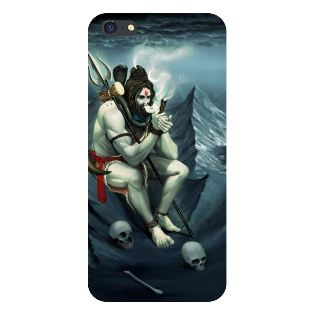 Aghori- Printed Hard Back Case Cover for iPhone SE2-Hamee India