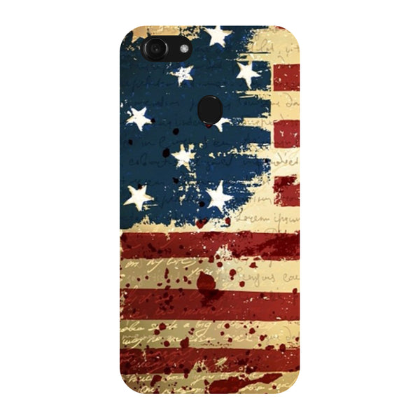 Hamee - USA - Designer Printed Hard Back Case Cover for Oppo F5