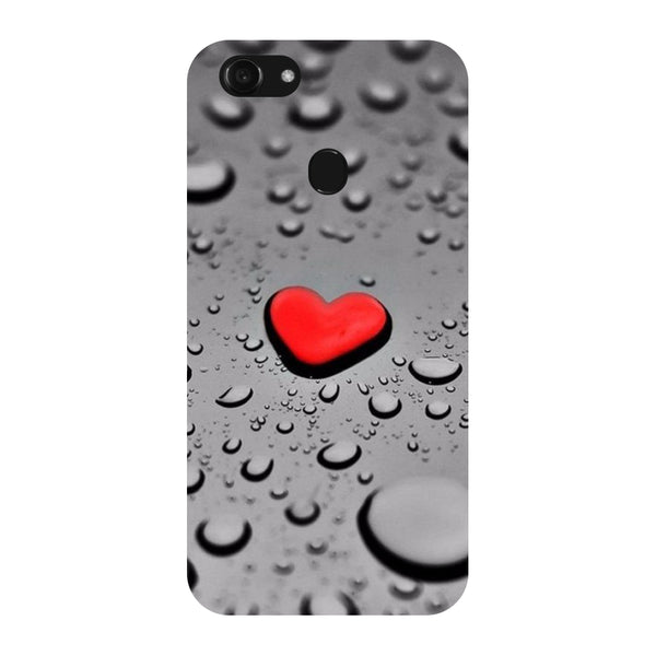 Hamee - Hearts - Designer Printed Hard Back Case Cover for Oppo F5