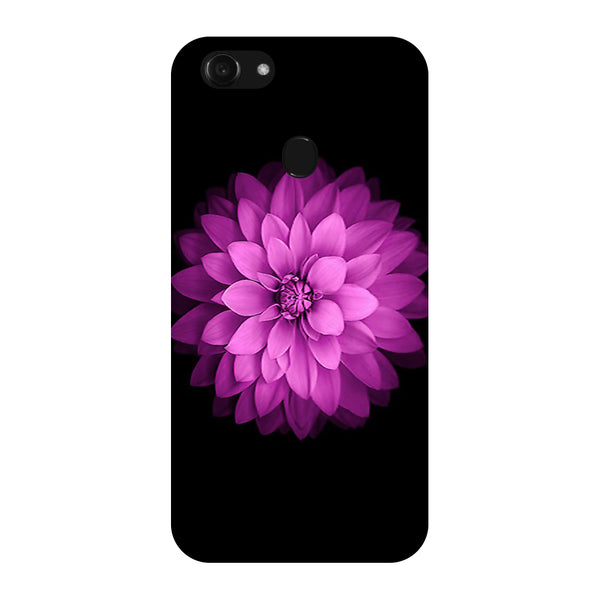 Hamee - Flower of Destiny - Designer Printed Hard Back Case Cover for Oppo F5