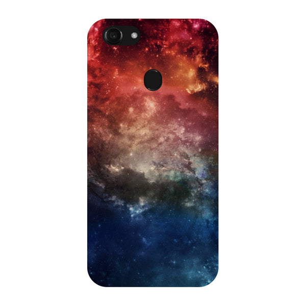 Hamee - Sky - Designer Printed Hard Back Case Cover for Oppo F5