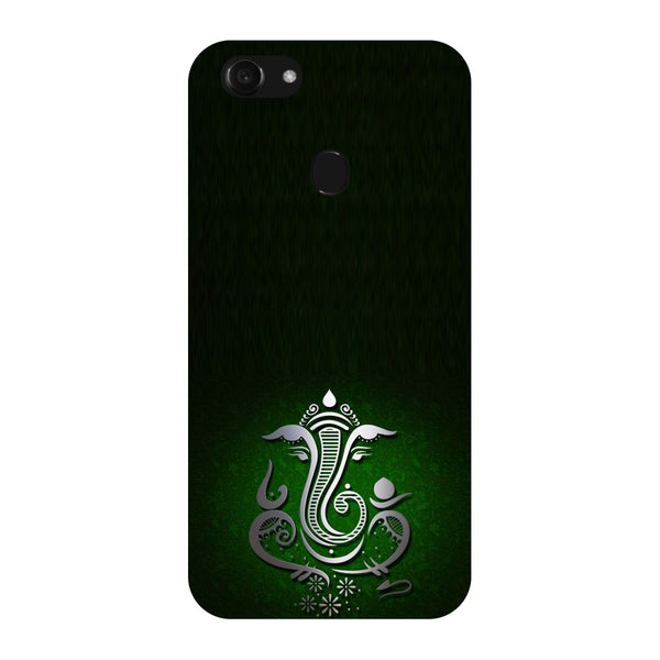 Green Ganesh Vivo Y83 Back Cover-Hamee India
