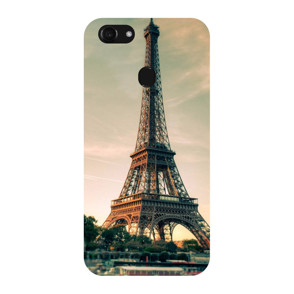 Hamee - Paris - Designer Printed Hard Back Case Cover for Oppo F5