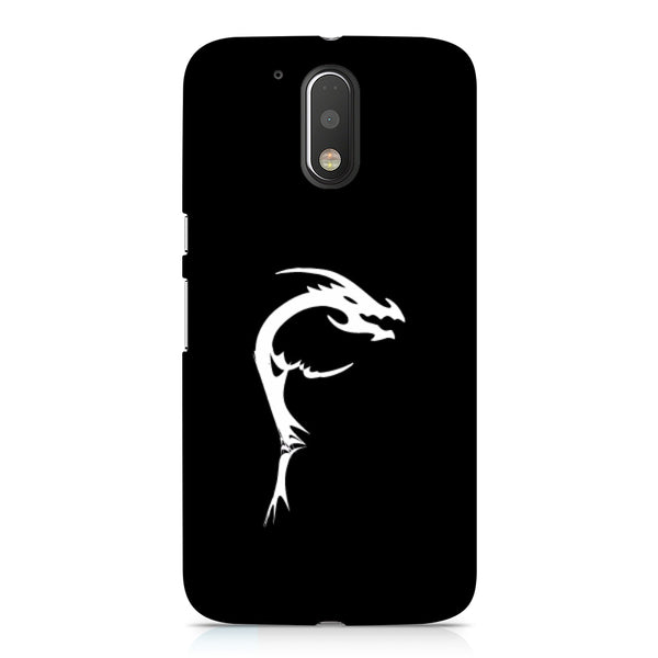 Hamee - Dragon Alphabet 'F' - Printed Hard Back Case Cover for Motorola Moto E3 Power-Hamee India