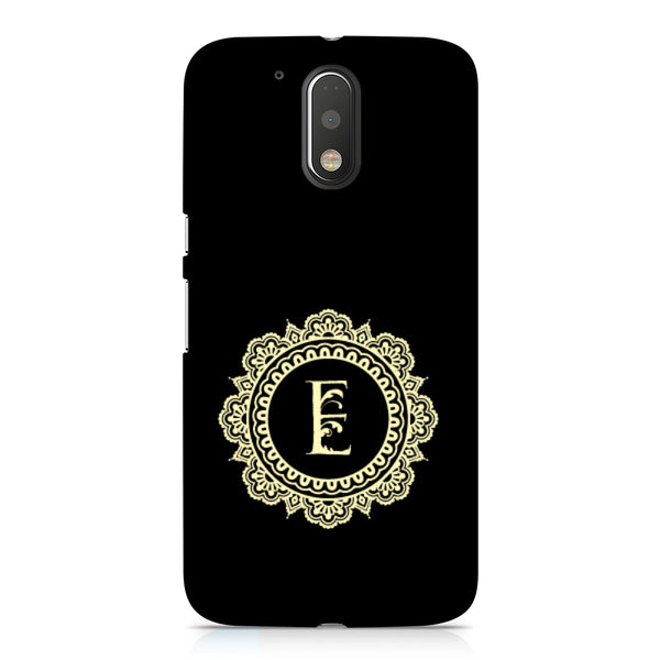 Hamee - Alphabet 'E' - Designer Printed Hard Back Case Cover for Xiaomi Redmi Note 4-Hamee India