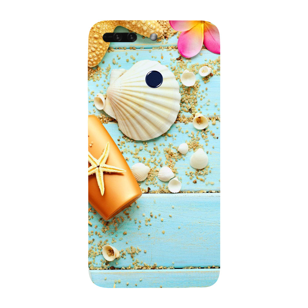 newest 39583 f4231 Hamee - Shells - Designer Printed Hard Back Case Cover for Honor 8 Pro