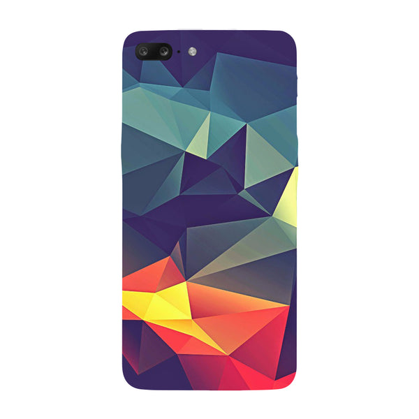 Hamee - Abstract Pattern - Designer Printed Hard Back Case Cover for Asus Zenfone 4-Hamee India
