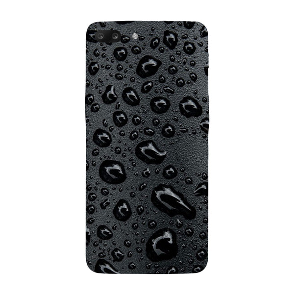 Hamee - Water Smog - Designer Printed Hard Back Case Cover for One Plus 5
