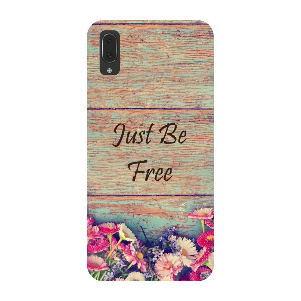 Be free Vivo V11 Pro Back Cover-Hamee India