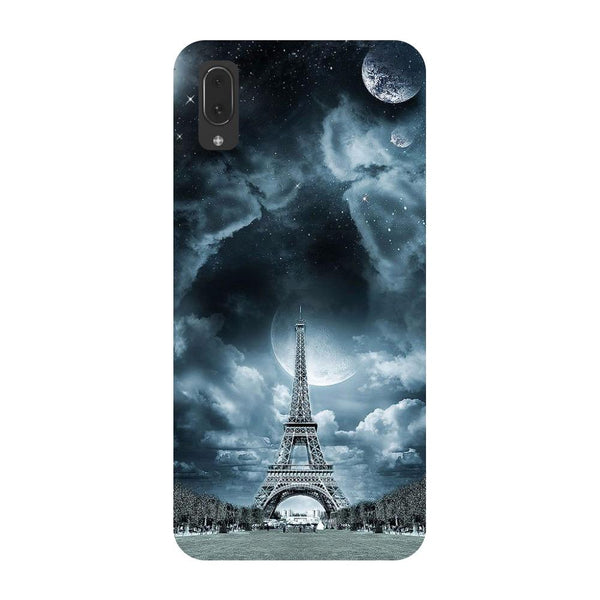 Blue Eiffel Vivo V11 Pro Back Cover