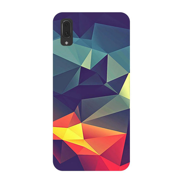 Abstract Vivo V11 Pro Back Cover-Hamee India