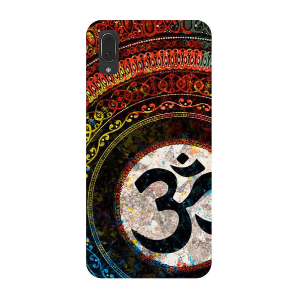 Om Vivo V11 Pro Back Cover-Hamee India