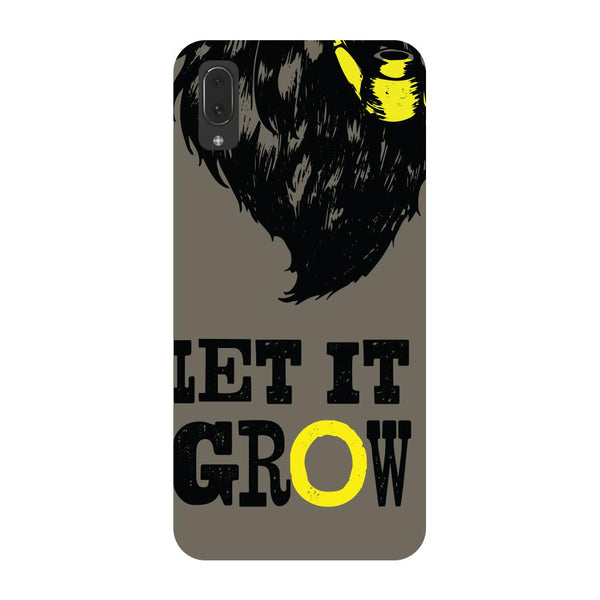 Let it grow Vivo V11 Pro Back Cover-Hamee India