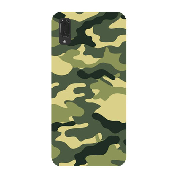Army Camouflage Vivo V11 Pro Back Cover
