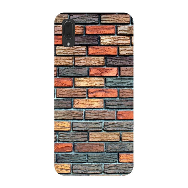 Brick wall Vivo V11 Pro Back Cover