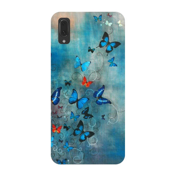 Butterflies Vivo V11 Pro Back Cover