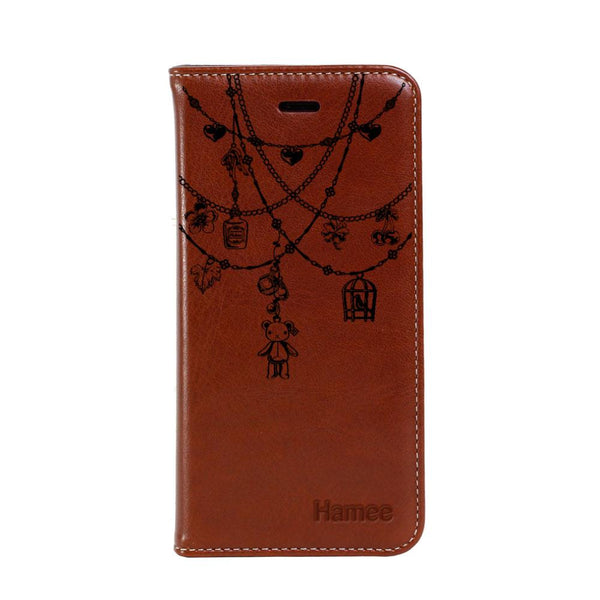 Teddy Ornaments Samsung Galaxy Note 9 Flip Cover-Hamee India