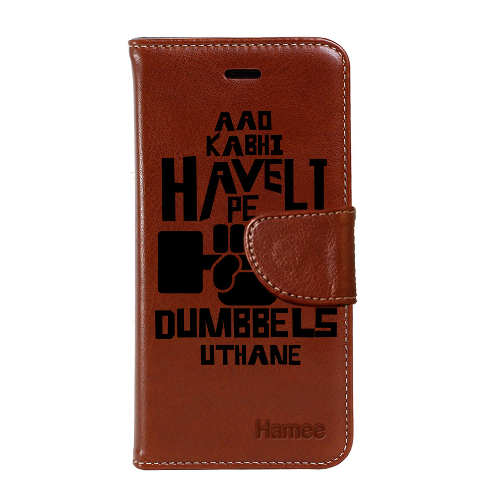 Hamee - Haveli - Premium PU Leather Flip Diary Card Pocket Case Cover Stand for Mi Mix 2-Hamee India