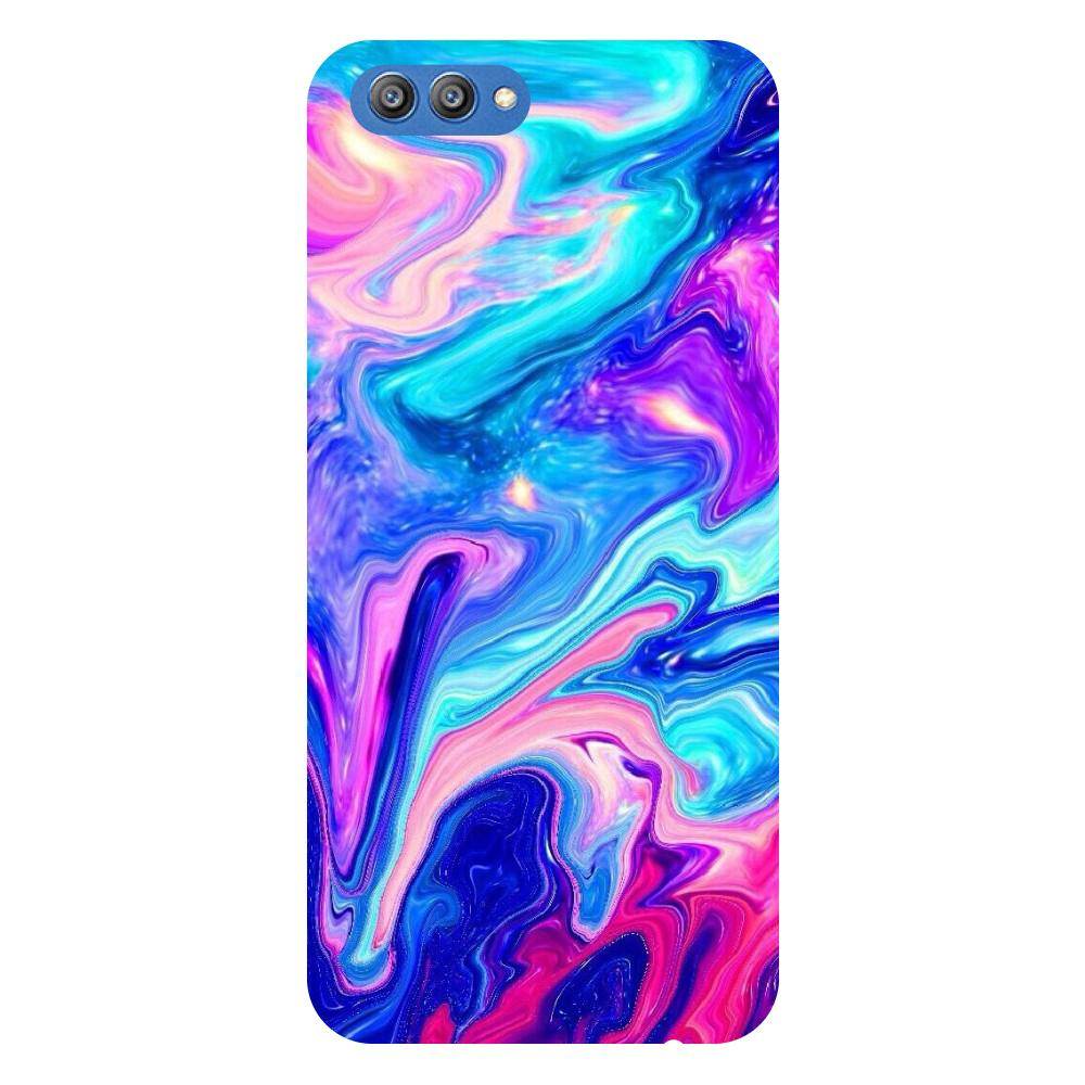 new arrival 8d8a9 c9fc6 Abstract - Printed Hard Back Case Cover for Honor V10