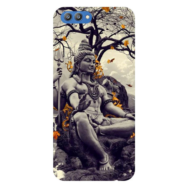 Bhole - Printed Hard Back Case Cover for Honor V10-Hamee India