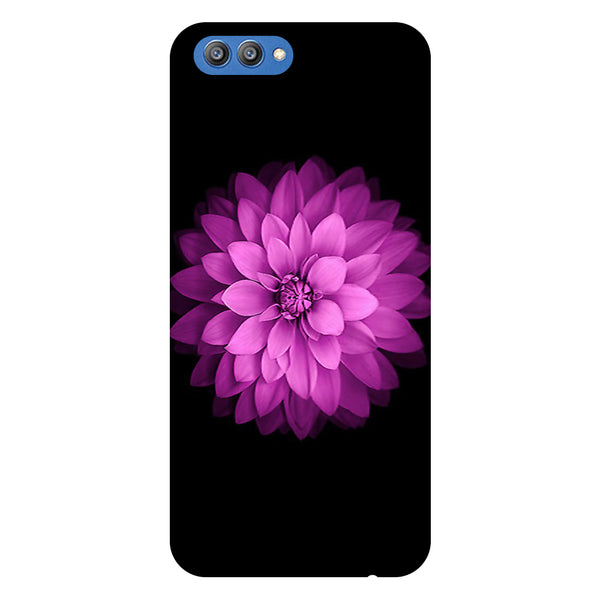 Flower of Destiny - Printed Hard Back Case Cover for Honor V10-Hamee India