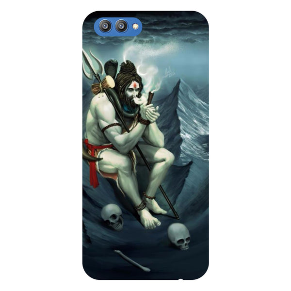 Himalyan Abode - Printed Hard Back Case Cover for Honor V10-Hamee India