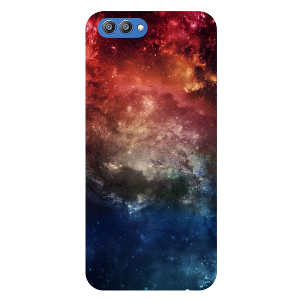 Sky - Printed Hard Back Case Cover for Honor V10-Hamee India