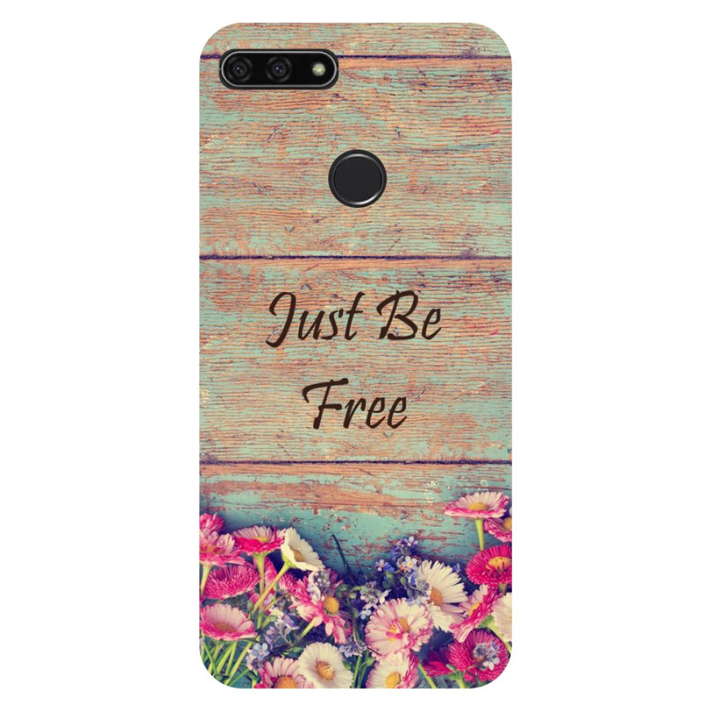 Be Free Honor 7C Back Cover-Hamee India