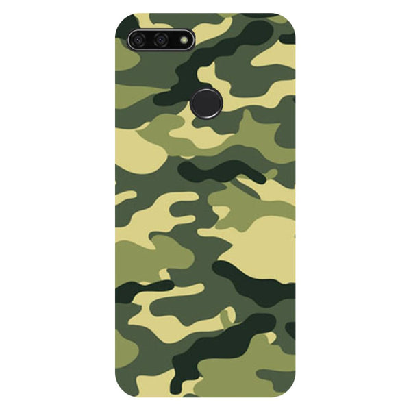 Army Camouflage Honor 7C Back Cover-Hamee India