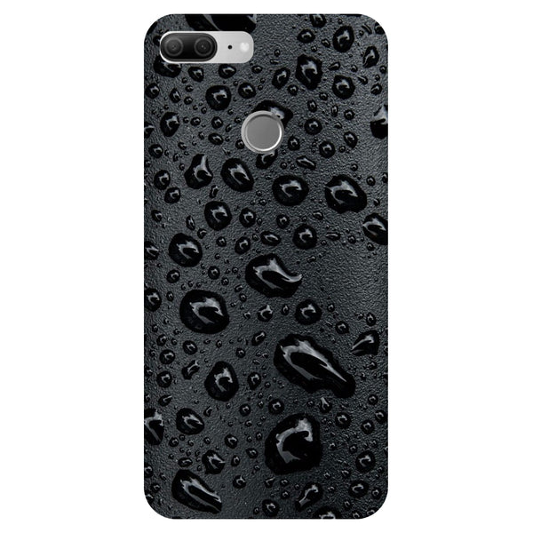 Water drops - Printed Hard Back Case Cover for Honor 9 Lite