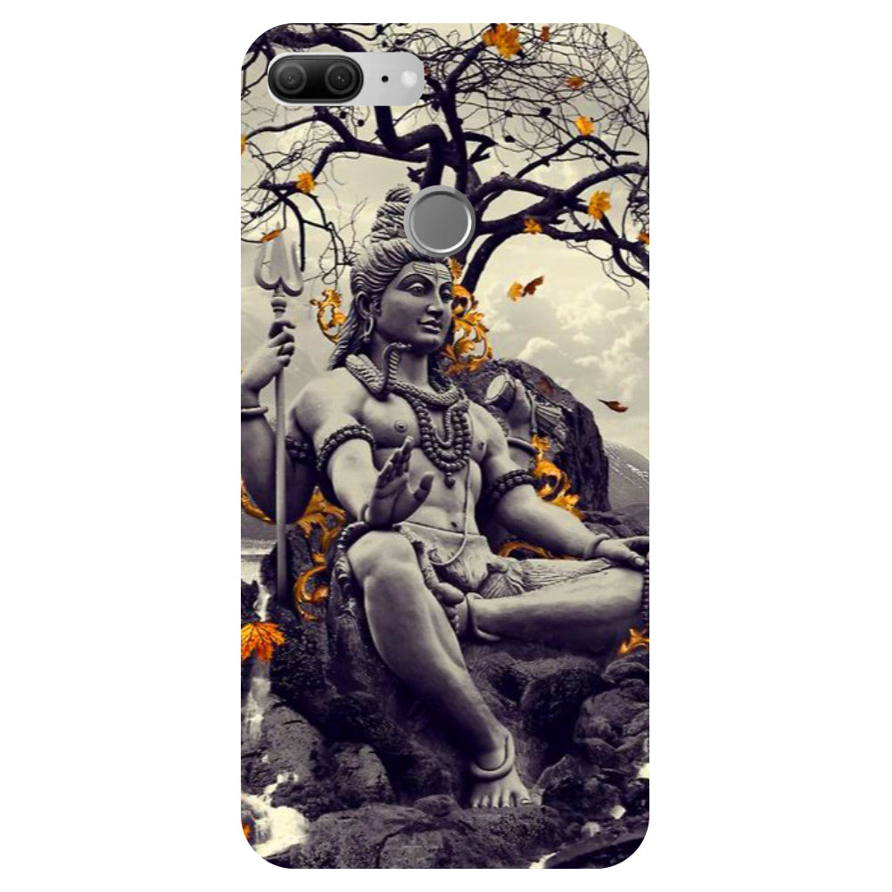 Bhole - Printed Hard Back Case Cover for Oppo R15-Hamee India