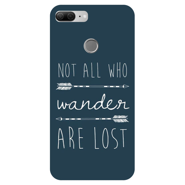 Wanderlust - Printed Hard Back Case Cover for Honor 9 Lite