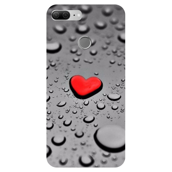 Hearts - Printed Hard Back Case Cover for Honor 9 Lite