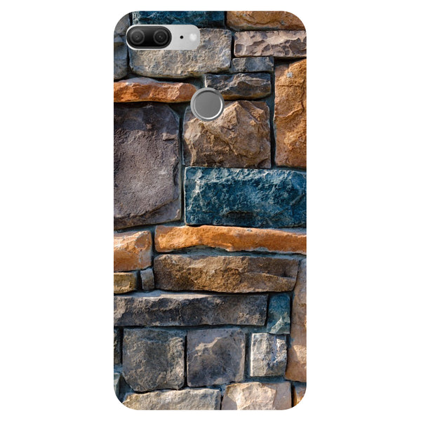 Stones - Printed Hard Back Case Cover for Honor 9 Lite