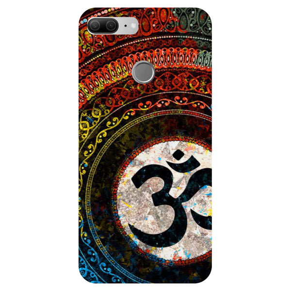 OM - Printed Hard Back Case Cover for Honor 9 Lite