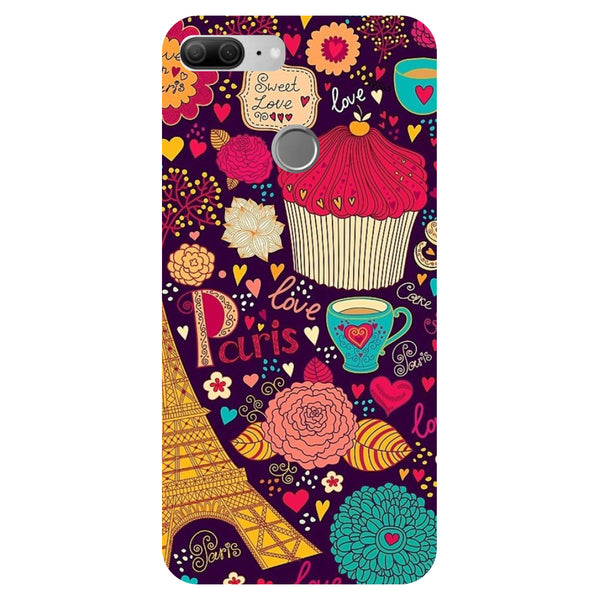 Buns & Muffins - Printed Hard Back Case Cover for Honor 9 Lite