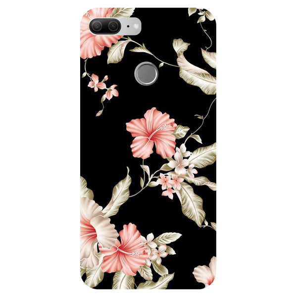 Hibiscus - Printed Hard Back Case Cover for Honor 9 Lite