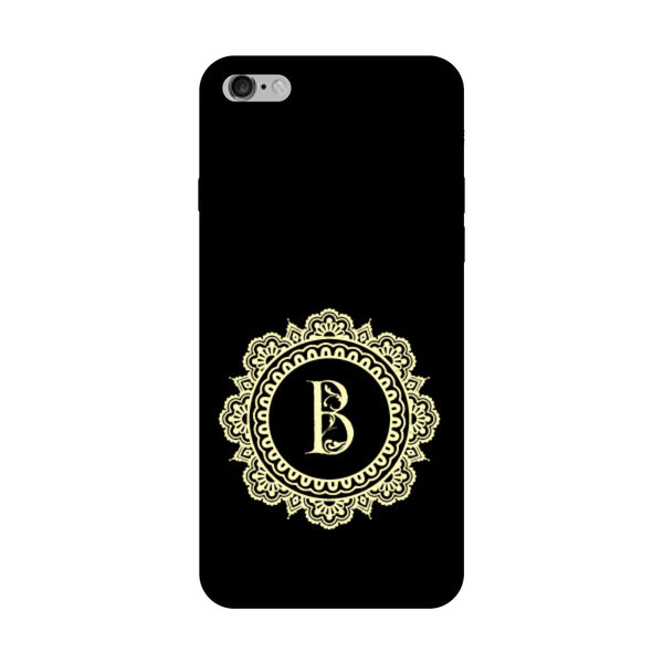 Hamee - Alphabet 'B' - Designer Printed Hard Back Case Cover for Vivo V5 Plus-Hamee India
