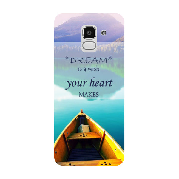 Boat Samsung Galaxy J8 Back Cover-Hamee India