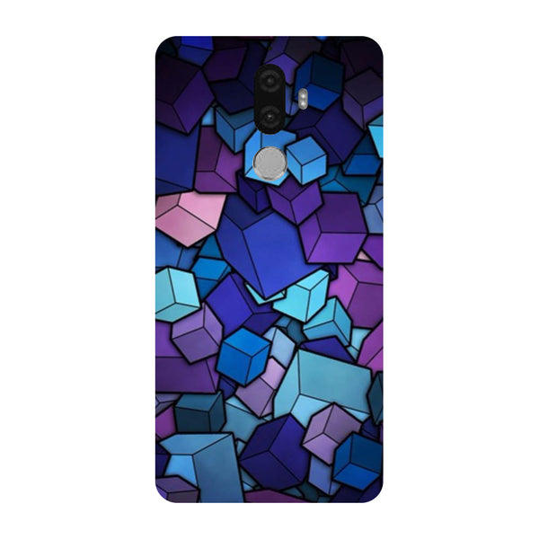 Hamee - Dices - Designer Printed Hard Back Case Cover for Lenovo K8 Note-Hamee India